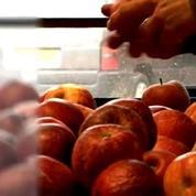 Greenpeace s'attaque aux pommes pleines de pesticides