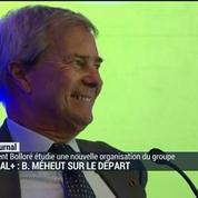 Canal Plus: Bertrand Meheut sur le départ