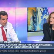 Faut-il un choc fiscal pour relancer l'economie ?: Nathalie Kosciusko-Morizet