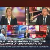 Jean-Luc Moudenc, président de l'Association des Maires de Grandes Villes de France (1/3) –
