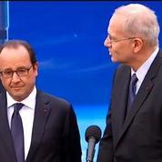 Hollande commande un cadeau de Philae pour son anniversaire