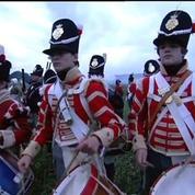 Bicentenaire de Waterloo: la charge de la cavalerie française