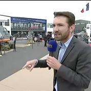 Salon du Bourget: Le moindre jet d'affaires, c'est 55 millions de dollars