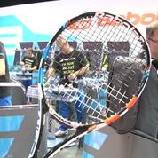Babolat Play : la raquette connectée de Rafael Nadal
