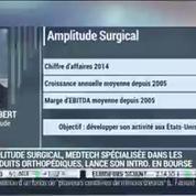 Amplitude Surgical lance son introduction en bourse à Paris: Olivier Jallabert –