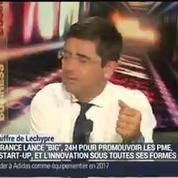 Nicolas Dufourcq, directeur général de Bpifrance (3/3)
