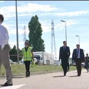 Attentat en Isère: un retour au travail douloureux pour les salariés d'Air Products et d'ATC