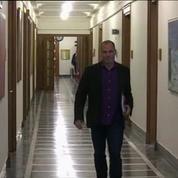 Yanis Varoufakis, l'impétueux ministre des Finances grec