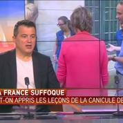 Canicule : Environ une cinquantaine de victimes (P. Pelloux)