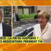 Sommet de la zone euro : un accord a été trouvé