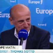 Les premiers mots de Jean-Michel Aphatie sur Europe 1