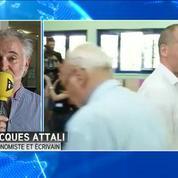 Le non, c'est l'inconnue, déclare Jacques Attali