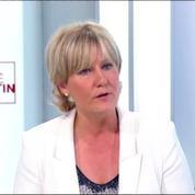 Morano : «Tsipras, c'est Marine Le Pen au masculin»