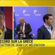 Jean-Luc Mélenchon: Ce sont des négociations en état de guerre