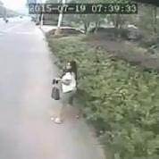 Chine : un passager d'un bus chinois provoque un grave accident