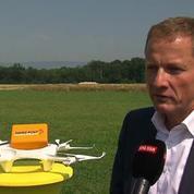 La Poste suisse expérimente la livraison de paquets par drones