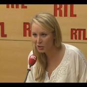 FN : Marion Maréchal-Le Pen «un peu enervée»