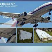 Le débris d'avion retrouvé à La Réunion provient d'un Boeing 777