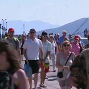 Grèce : le tourisme à la peine