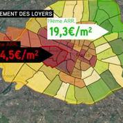 L'encadrement des loyers à Paris entre en vigueur le 1er août