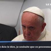 Le pape François n'a pas besoin de