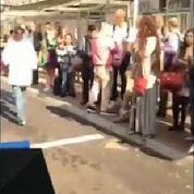 Londres : une grève du métro paralyse la ville