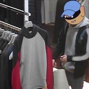 Les voleurs à l'étalage d'Harvey Nichols riduculisés pour une publicité