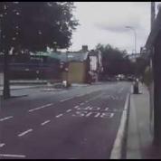 Un quartier de Londres évacué après la découverte d'une bombe de la Seconde Guerre mondiale