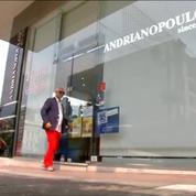 Grèce: Des milliers de PME menacées par le contrôle des capitaux