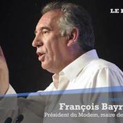 Pour Bayrou, «Sarkozy a changé, en pire»