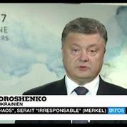 Crash du MH17: l'Ukraine demande la création d'un tribunal international