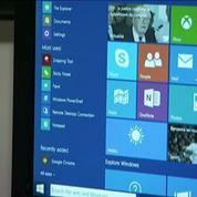 Microsoft dégaine Windows 10