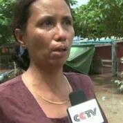 Inondations mortelles en Birmanie