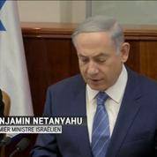 Benjamin Netanyahu promet une tolérance zéro pour la violence