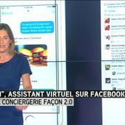 Facebook se lance dans l'assistance personnelle