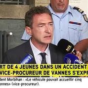 Accident de Rohan : le conducteur mineur était alcoolisé