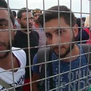 Grèce : Un ferry pour faciliter l'enregistrement des migrants