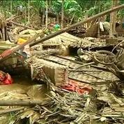 Asie : la mousson fait plus de 50 morts