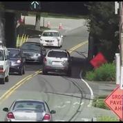 En deux mois, deux camions percutent le même pont