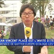 Jean-Vincent Placé : Nous sommes dans une dérive gauchiste