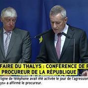 Thalys : le procureur est revenu sur le profil d'Ayoub El Khazzani