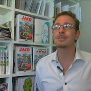 Le manga japonais Jaco, succès de l'été en librairie