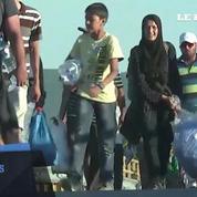 Des milliers de migrants traversent la Macédoine pour rejoindre la Serbie