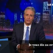 The Daily Show : Jon Stewart tire sa révérence