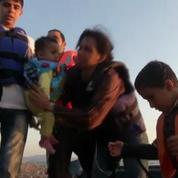 Grèce: de plus en plus d'enfants parmi les migrants
