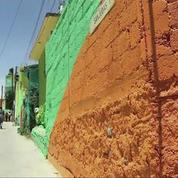Au Mexique, le street art contre la violence des cartels