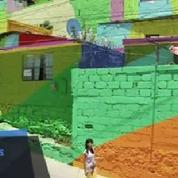 Mexique : un quartier entier repeint aux couleurs de l'arc-en-ciel