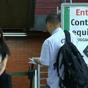 En Espagne, la gare d'Atocha sous haute surveillance