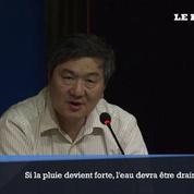 Tianjin : des taux de cyanure jusqu'à «28 fois supérieurs» aux normes