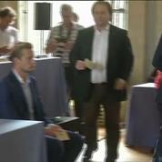 François Rebsamen redevient maire de Dijon